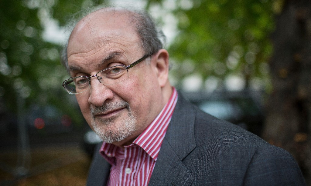 Salman Rushdie appeals to Twitter over fake Islamophobic tweet