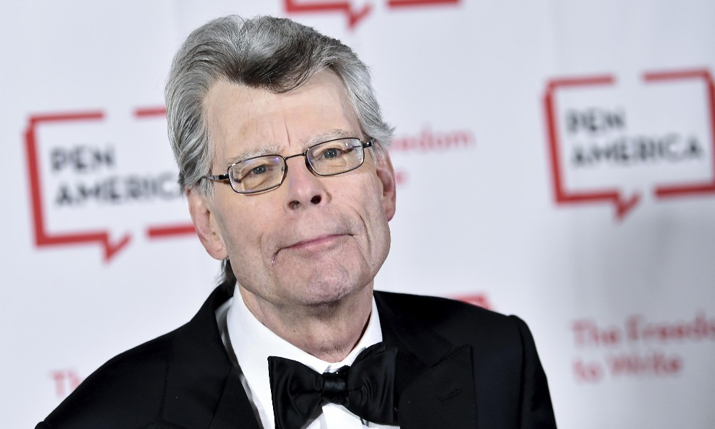 'Impossible to comprehend': Stephen King on horrors of Trump and coronavirus