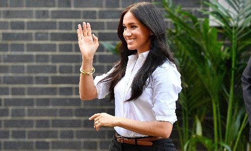 Duchess of Sussex unveils fashion line for unemployed women
