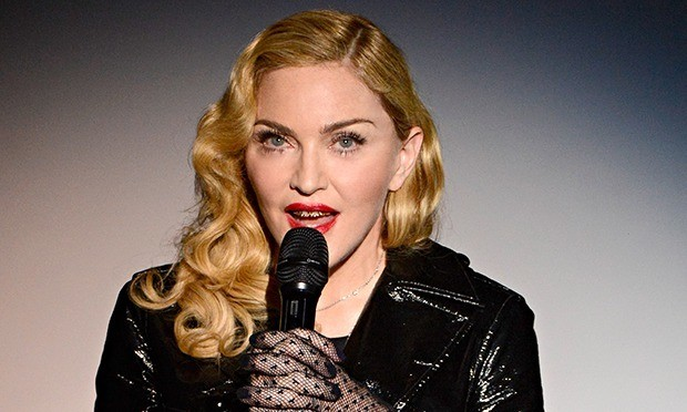 Madonna: I did not say, 'Hey, here's my music, and it's finished.' It was theft