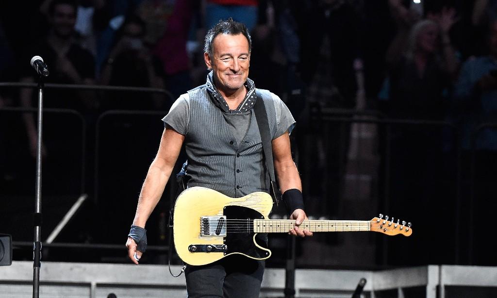 Bruce Springsteen - Magazine cover