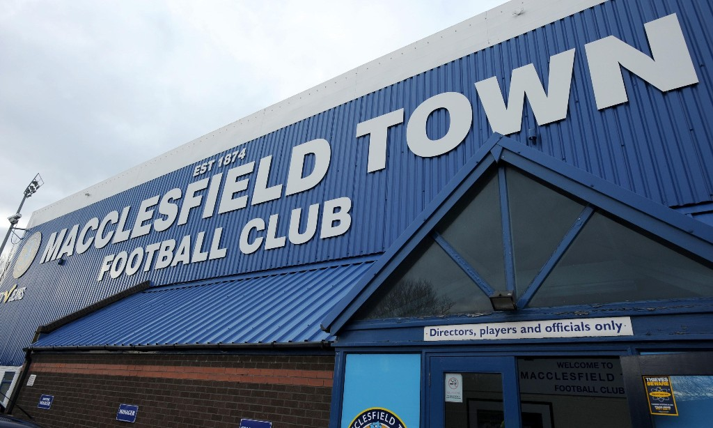 Macclesfield at risk of points deduction and relegation after new EFL charges