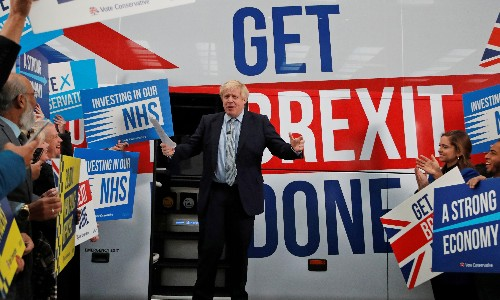 It's not just Boris Johnson's lying. It's that the media let him get away with it
