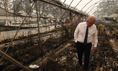 Bushfire royal commission to look at mitigation but not climate change