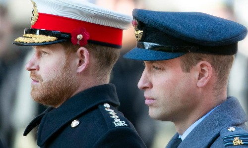 Prince William: Harry and I are now separate entities