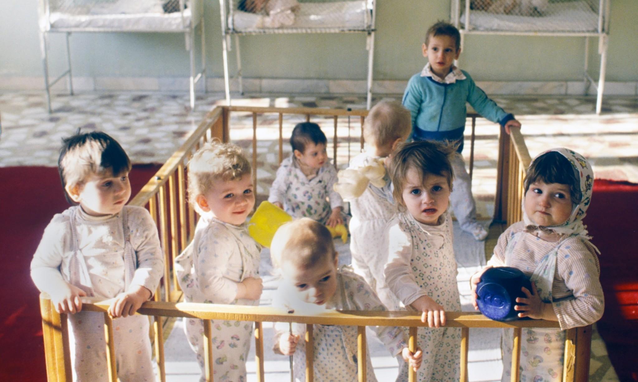 Ceausescu's children