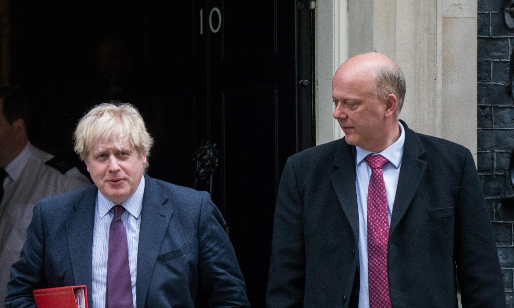PM humiliated as Chris Grayling fails to become intelligence chair