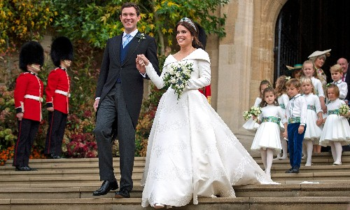 Off heir! Why it's time to ban royal weddings from TV