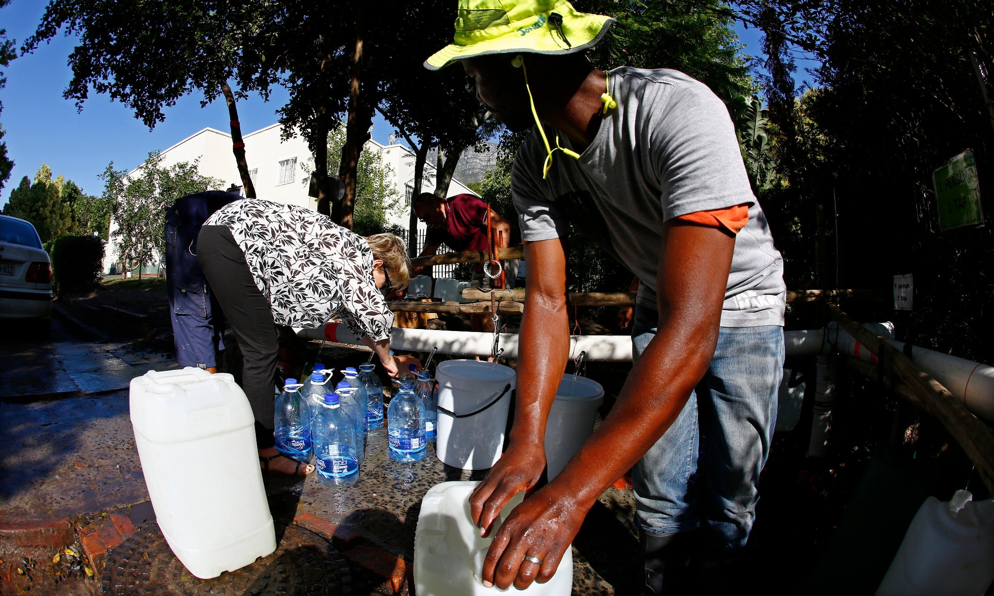 Cape Town told to cut water use or face losing supply by 12 April