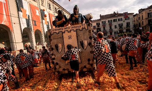 10 of the best winter festivals in Europe: readers' travel tips