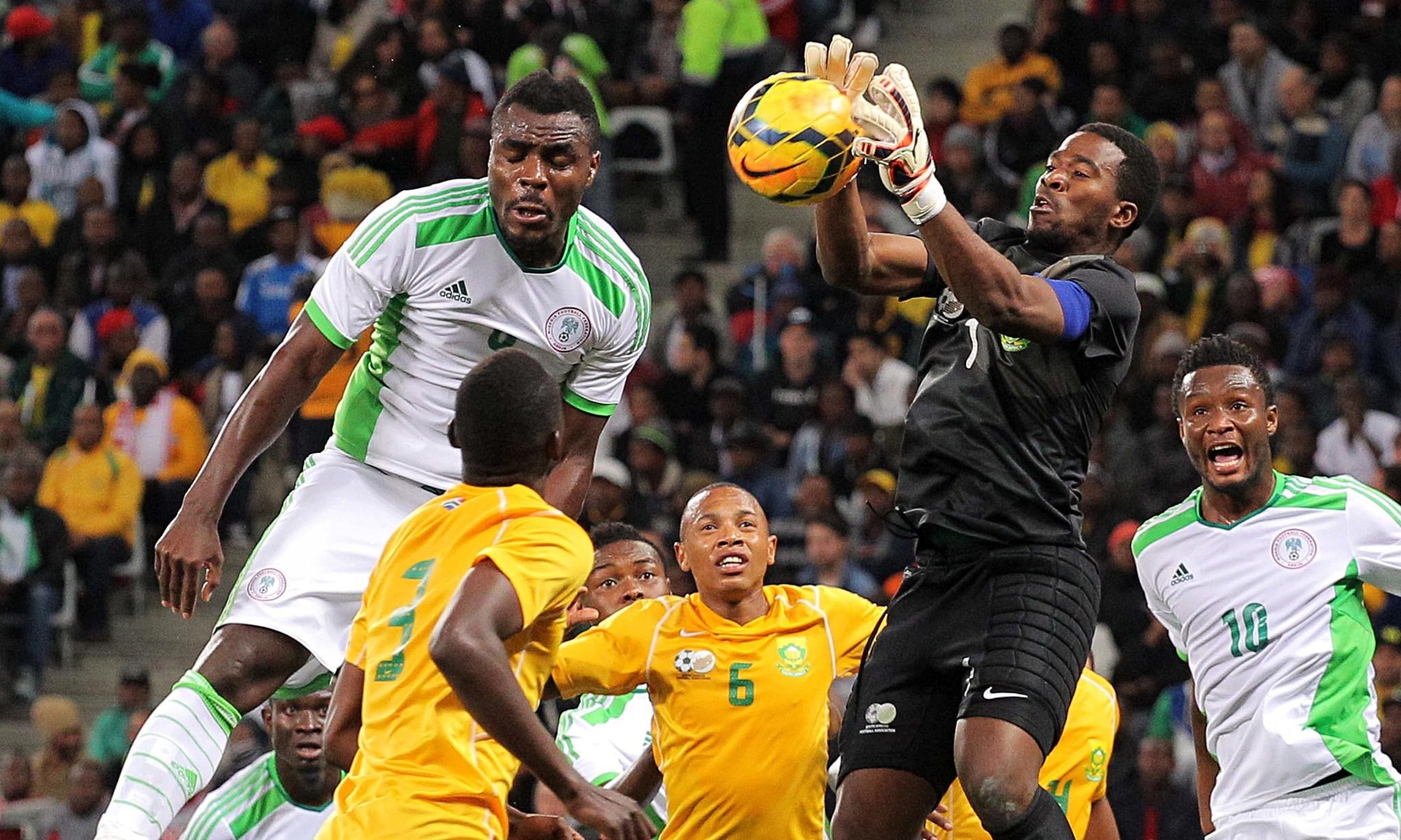South Africa's international goalkeeper Senzo Meyiwa shot dead