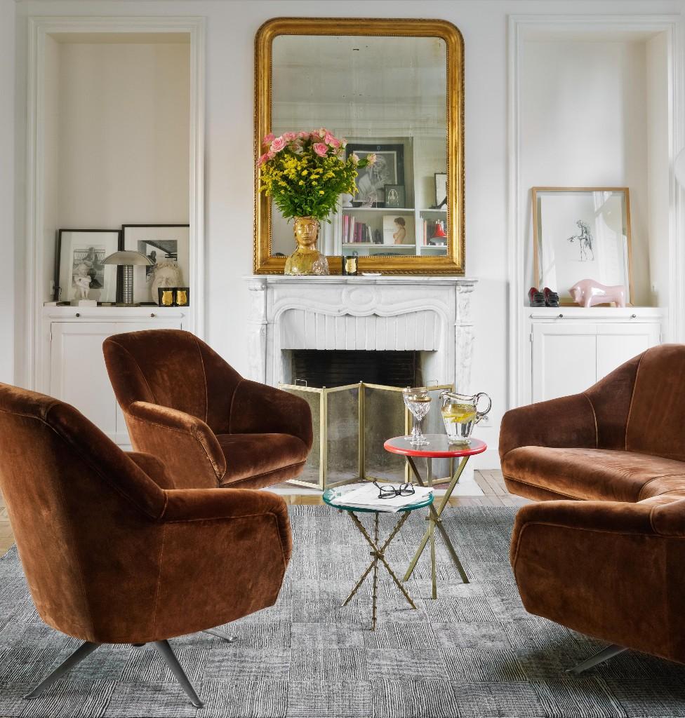 Heart and sole: a shoe designer's Paris home
