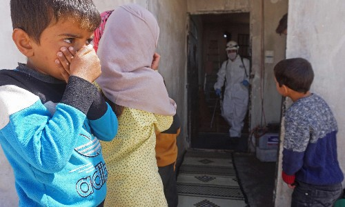 Fears over hidden Covid-19 outbreak in Lebanon, Iraq and Syria