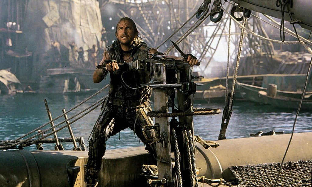 Waterworld: is Kevin Costner's damp squib a cult classic in the making?