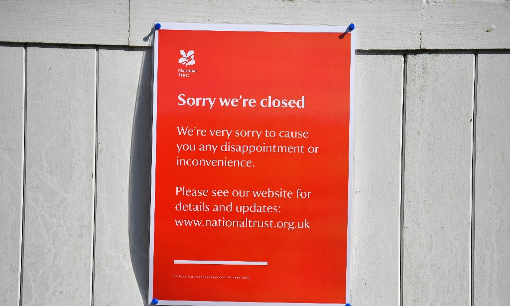 National Trust ignored our health problems over refund