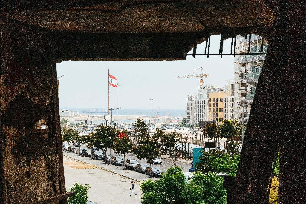 The Lebanese economy in freefall – a photo essay