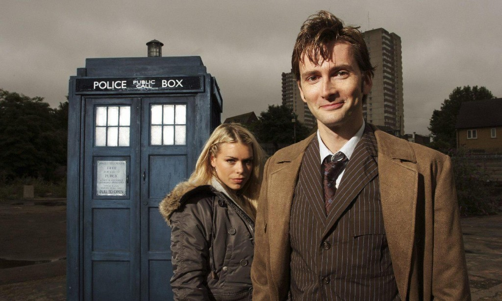 Doctor Who: David Tennant voted fans' favourite Time Lord