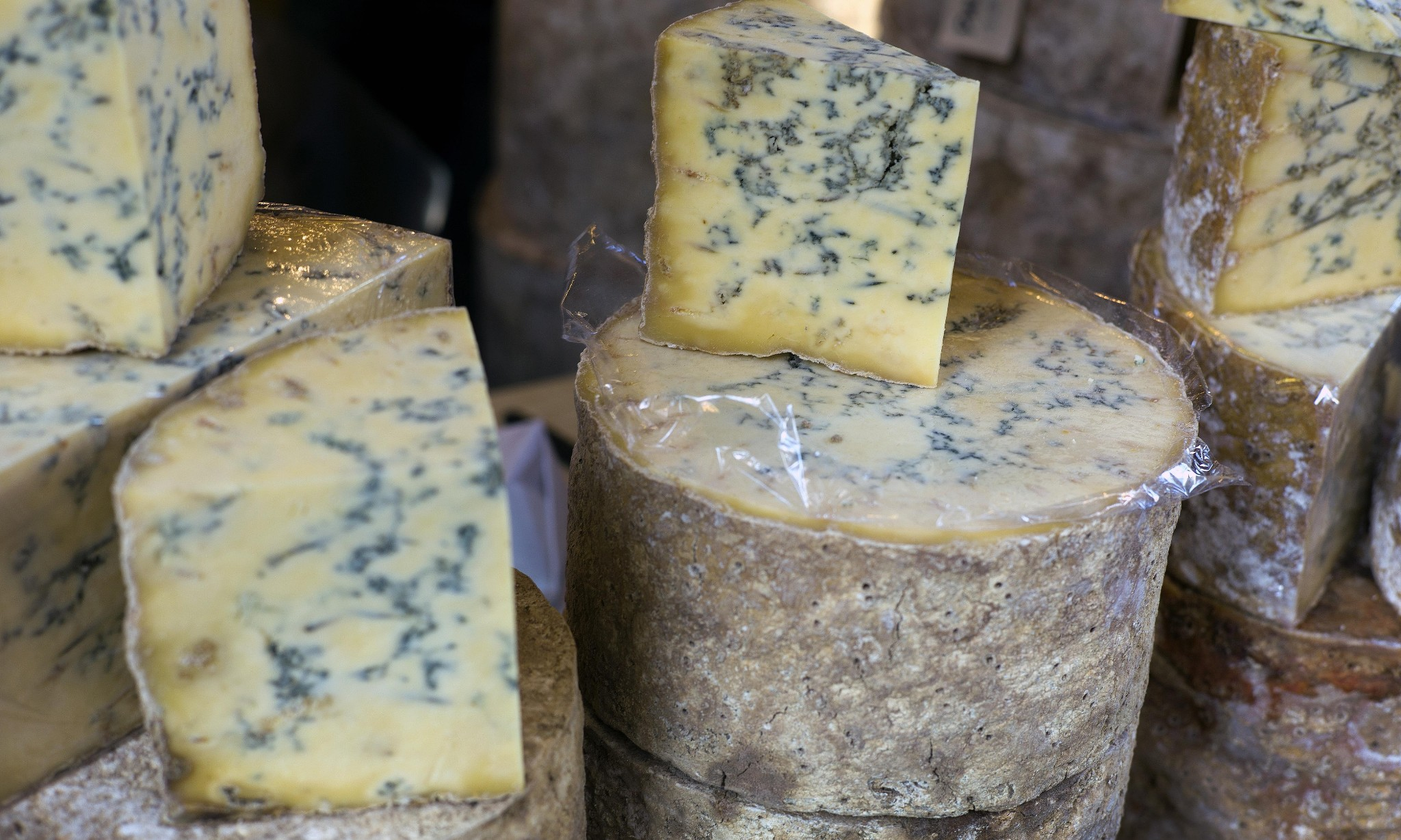 Breaking the mould: why blue cheese is no longer just for Christmas