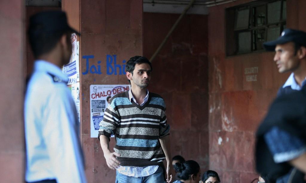 Indian student activist Umar Khalid arrested over Delhi riots