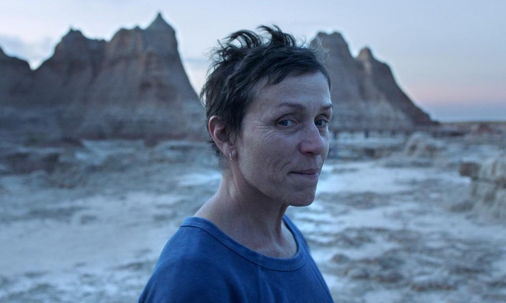 Nomadland wins Toronto film festival people's choice award