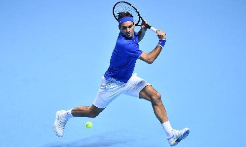 Roger Federer shrugs off loss to Kei Nishikori to blow away Dominic Thiem