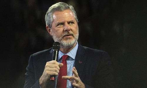 Liberty University student tests positive for Covid-19 after Falwell reopens campus