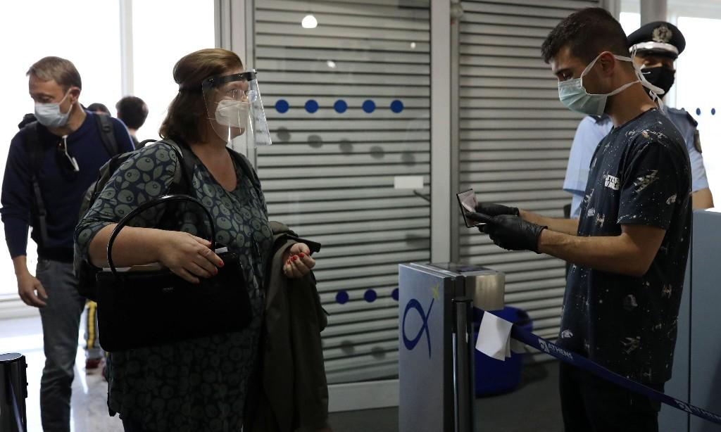 Covid-19: Greece quarantines all passengers from Qatar flight
