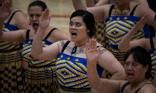 The haka isn't yours – stop performing it