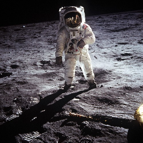 The greatest photos ever? Why the moon landing shots are artistic masterpieces