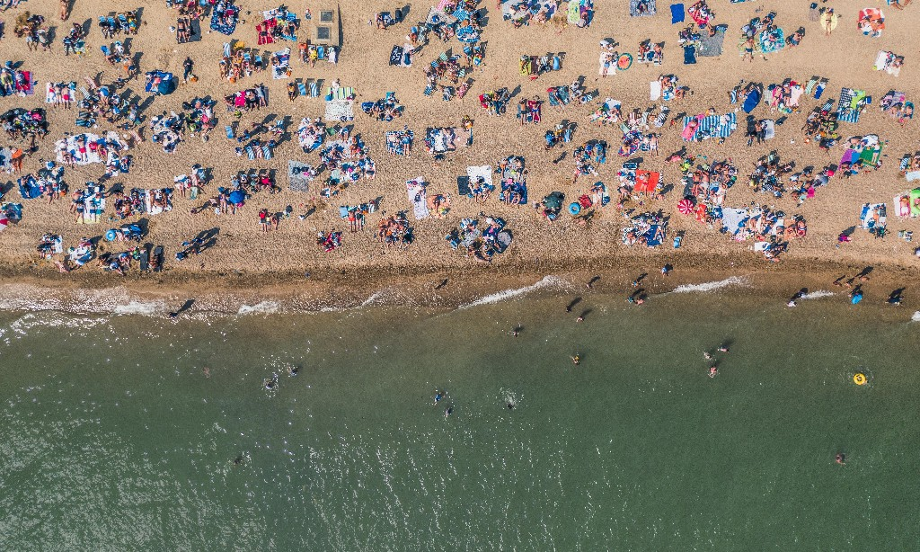 Muddy waters: why swimming in the sea might make you sick