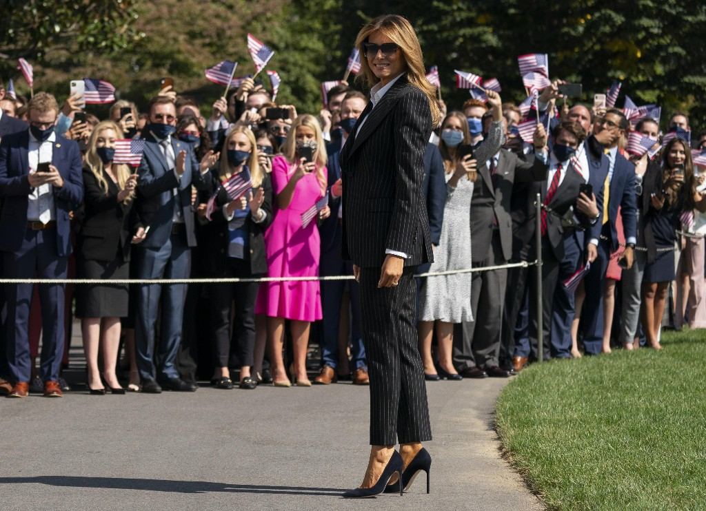 Melania Trump discusses Stormy Daniels in secretly recorded tapes