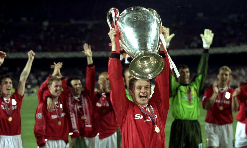 Football quiz: when Manchester United won the Champions League in 1999