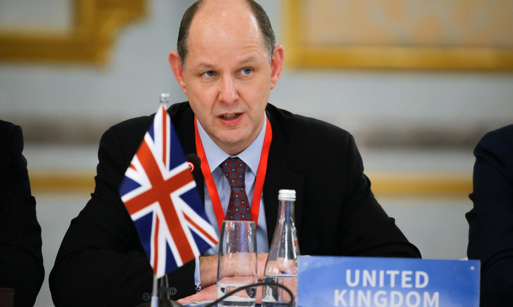 Sir Philip Barton to head Foreign, Commonwealth and Development Office