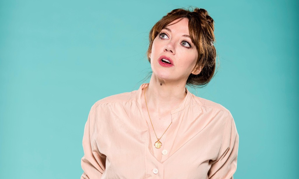 Diane Morgan: 'It sounds mad that I wrote, directed and star in Mandy. Like I'm Orson Welles'