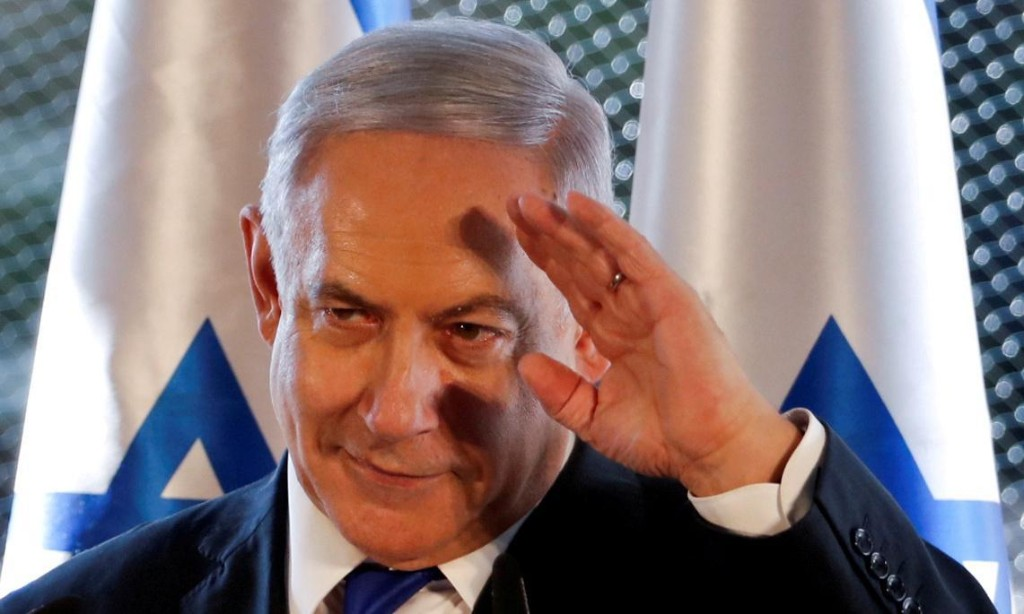 Israel's president chooses Netanyahu to form government