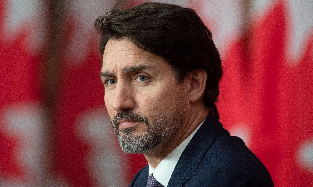 Justin Trudeau offers blunt assessment of global pandemic: 'It really sucks'
