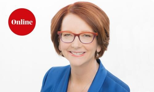 In conversation with Julia Gillard | The Guardian Members
