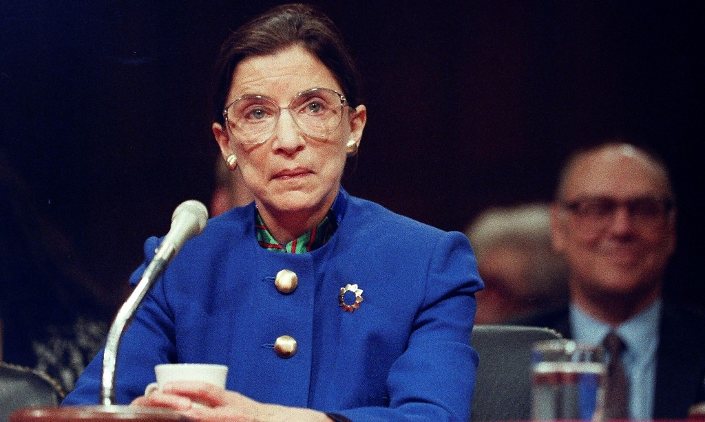 Ginsburg did not give up her religion