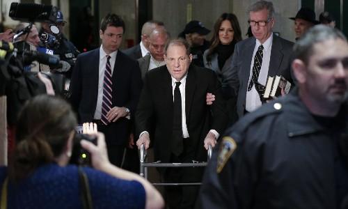 Harvey Weinstein Trial Begins