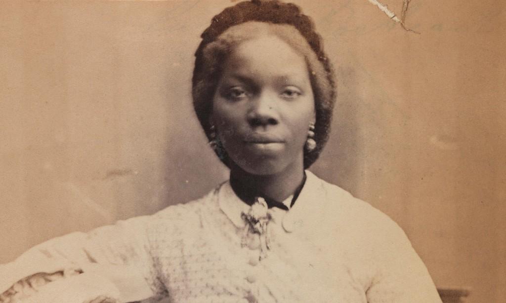 New portrait of Queen Victoria's African goddaughter unveiled