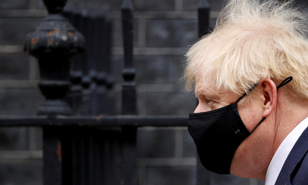 Boris Johnson is learning that in politics you cannot simply 'follow the science'