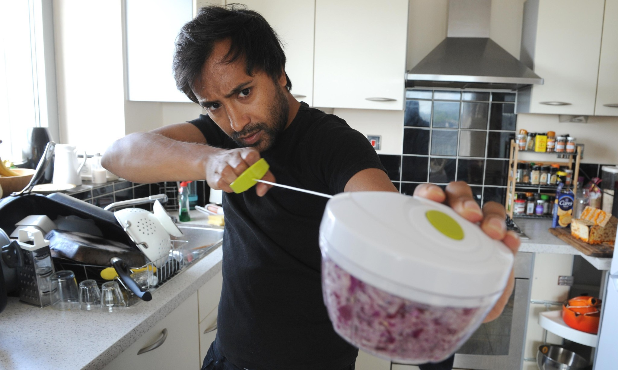 Kitchen gadgets review: mini chopper – a tool to shred both prejudice and vegetables