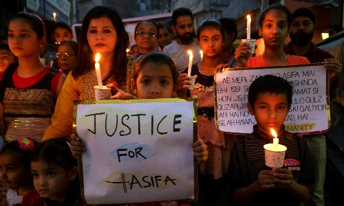 Indian police make second arrest in teenager rape case