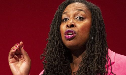 Lib Dem staffer apologises for saying Dawn Butler lied about racism
