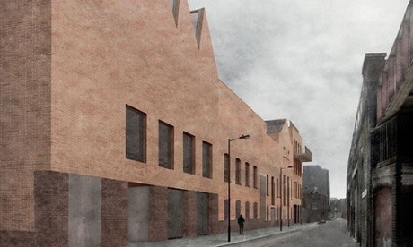 Damien Hirst's 'Saatchi gallery' set to open in spring 2015