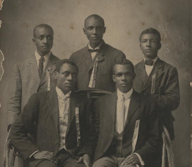 Black History - Magazine cover