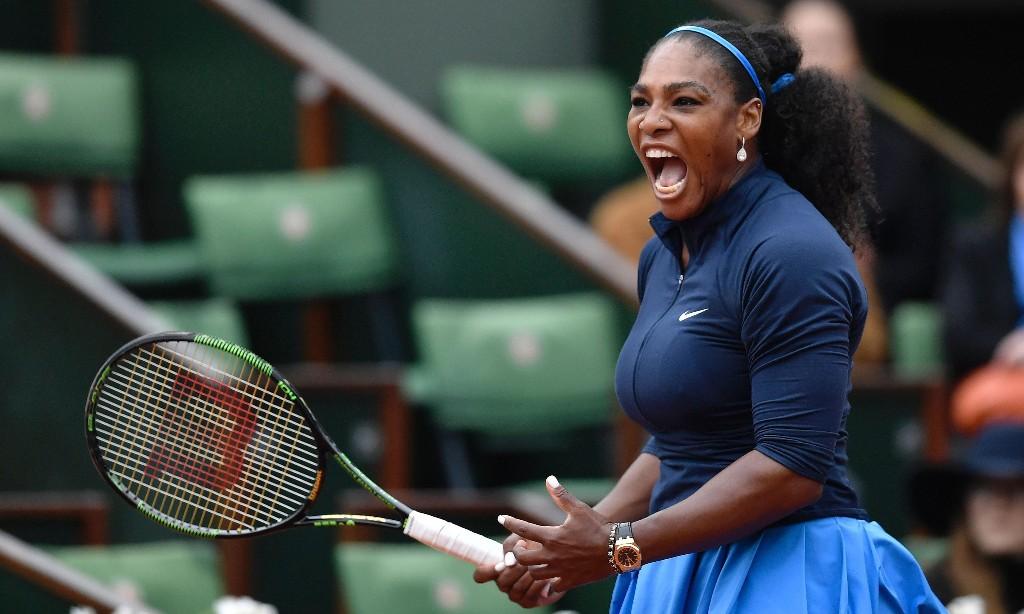 Serena Williams - Magazine cover