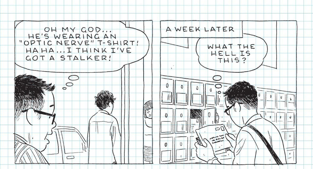 The Loneliness of the Long-Distance Cartoonist review – Adrian Tomine's memoir of a life in art