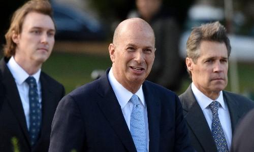 Trump ordered diplomats to work with Giuliani on Ukraine, Sondland testifies