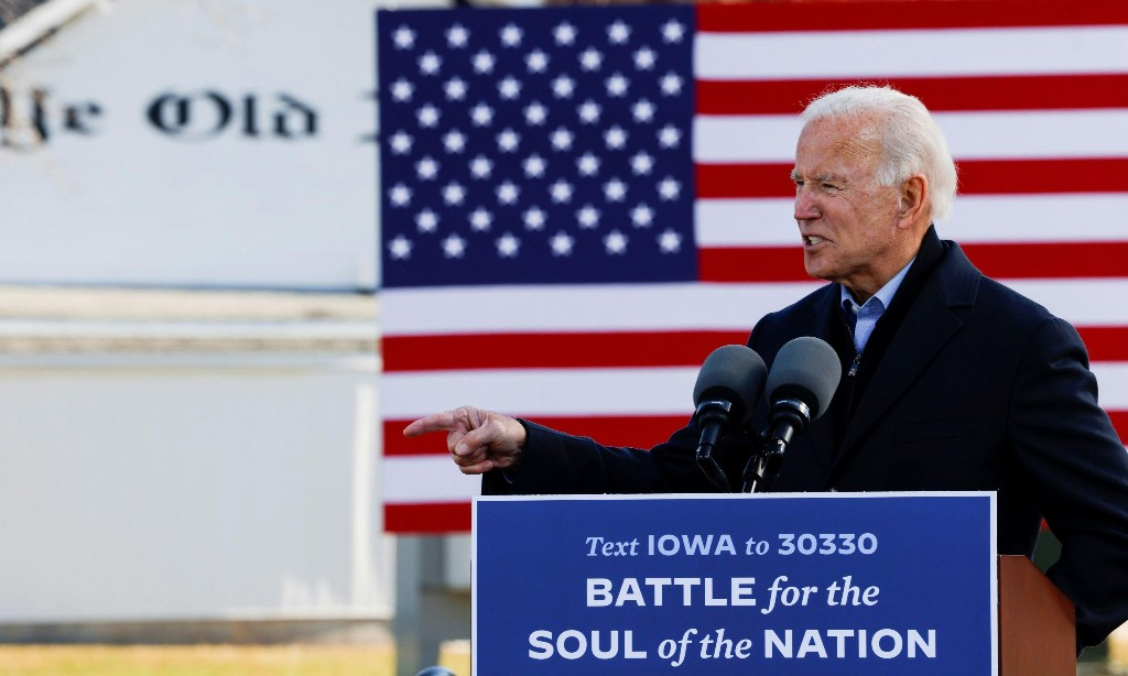 Democrats got a rude awakening in rural America. Just look at Iowa